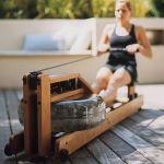 Le rameur : l'appareil de fitness par excellence