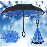 Parapluie inversé,  l'accessoire tendance pour les cérémonies de mariage