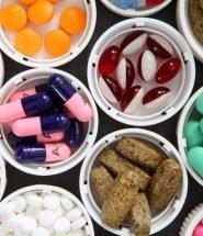 pilules de compléments alimentaires