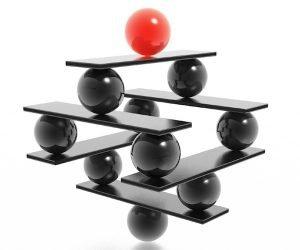 l'équilibre d'une entreprise