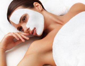 preparation du visage