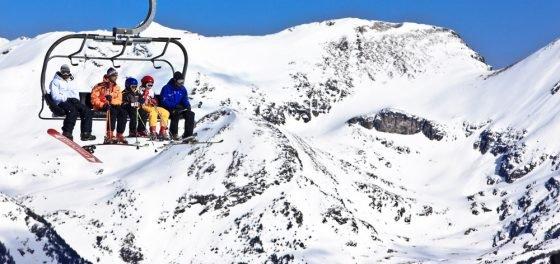 Grandvalira Ski Andorre en famille