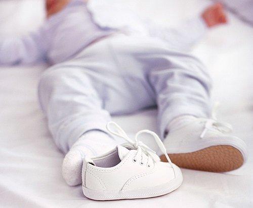chaussure nouveau ne article puericulture
