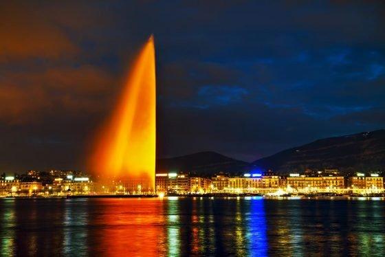 voyage Genève