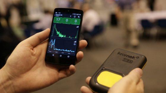 smartphone et ondes