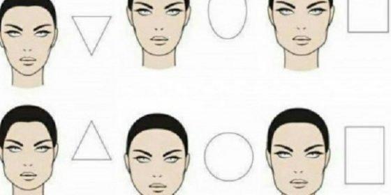 la forme de votre visage