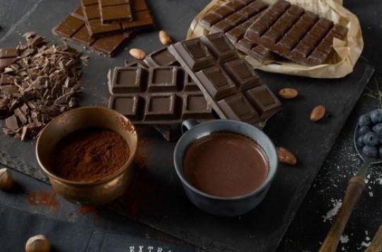 Un paquet de chocolat personnalisé