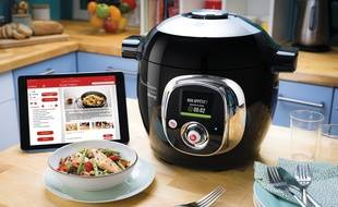 Moulinex Cookeo Connect+ | Source : 20 Minutes