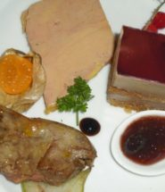 Vins avec foie gras et fromage