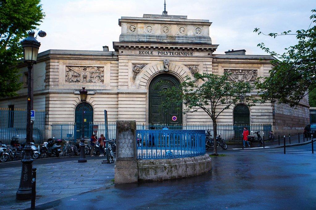 Études en France