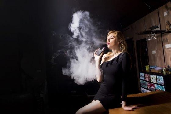 vapoteuse sans nicotine