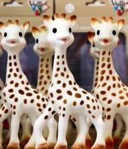 Sophie la girafe : un jouet à succès depuis 50 ans